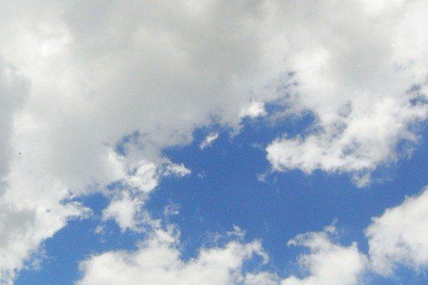 La vie dans le ciel